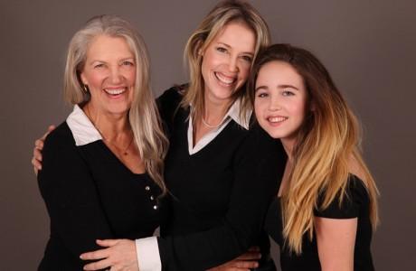 צילום אמהות ובנות