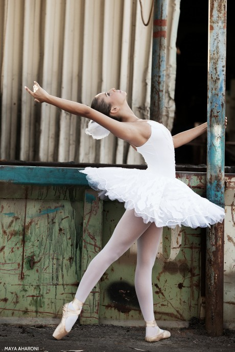צילום ריקוד מאיה אהרוני