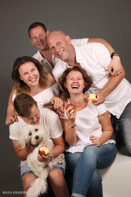 צילומי משפחה לראש השנה